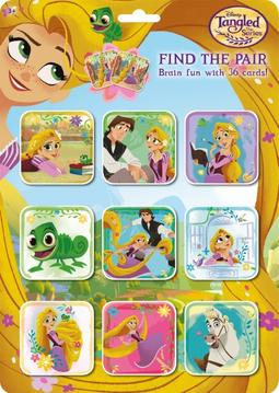 Find the pair games in blister Tangled