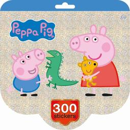 Holographic Sticker Book Peppa Pig