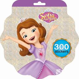 Holographic Sticker Book Sofia the First