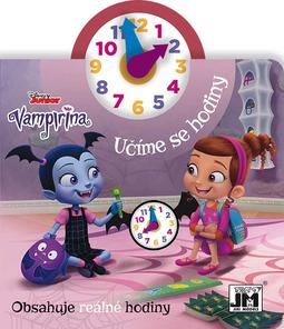 Clock book Vampirina