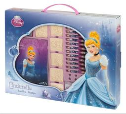 Stamps in box sets Cinderella