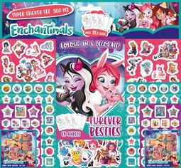 Super sticker sets 500 pcs Enchantimals