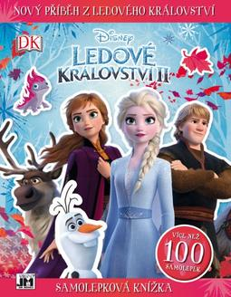 Sticker activity books licence Frozen 2