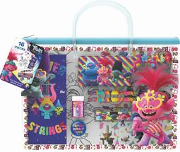 Fun stationery set handbag Trolls