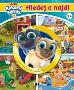 Look and Find Puppy Dog Pals