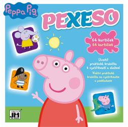 Find the Pair book Peppa Pig