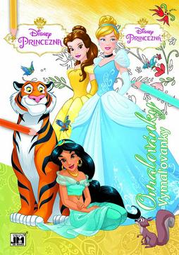 Colouring books A4 Disney Princess